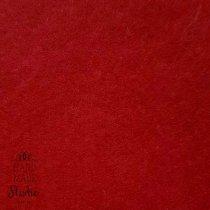 013 Фетр листовой мягкий, цвет темно-бордовый