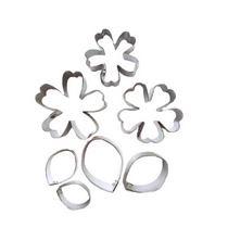 Каттеры для изготовления жасмина металлические М 02-0124