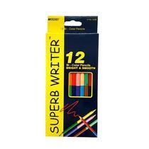 Набор двусторонних цветных карандашей MARCO, 12 штук 24 цвета
