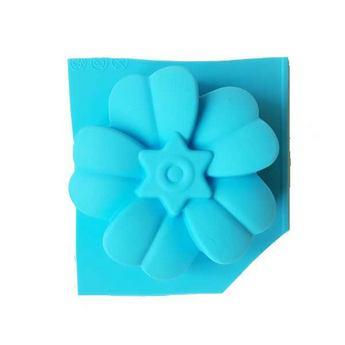 Силиконовая форма для мыла Цветок №1