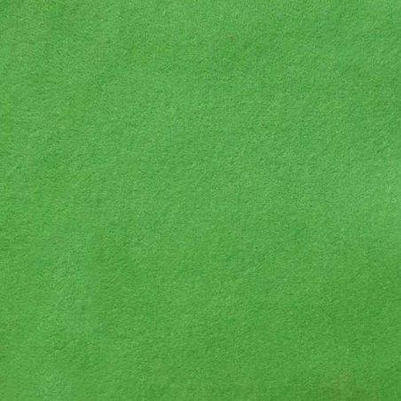 Фетр листовой мягкий, 20х30 см, светло-зеленый