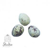 Перепелиное яйцо из пенопласта 1,8 см (3 шт)