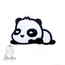 Термонашивка Панда, 7,5х5 см