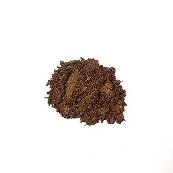 Перламутровая пудра, цвет - бронзовый №9, 2г.