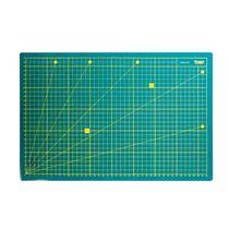 Самовосстанавливающийся  двухсторонний коврик Axent А2, цвет зеленый