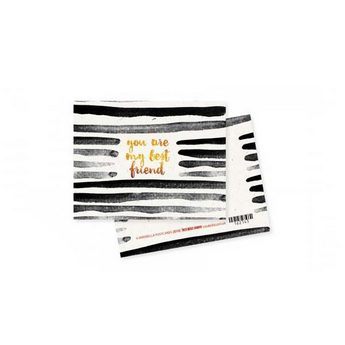 """Мини открытка """"You are my best friend"""" 10х7,5 см"""