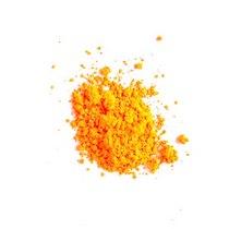 Флуоресцентная пудра (пигмент), цвет оранжевый №18, 2г.
