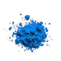 Флуоресцентная пудра (пигмент), цвет неоново-синий  №15, 2г.