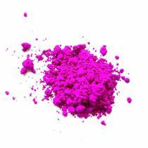 Флуоресцентная пудра (пигмент), цвет пурпурный  №14, 2г.