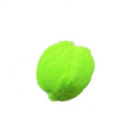 Пудра (пигмент) люминофор №25, цвет салатовый 3г.
