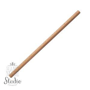 Круглая деревянная палочка (нагель), d-8мм, 30см