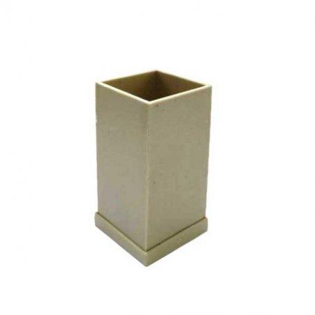 """Форма """"Прямоугольная """"№2  для свечи  5*5х10 см."""