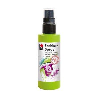 Краска-спрей для ткани Fashion-Spray Marabu, 100 мл., цвет резеда