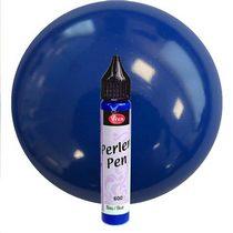 600 Perlen-Pen жемчуг-эффект Синий 116260001, 28 мл
