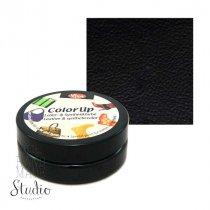 Краска для кожи Color Up VIVA №800 Черный, 50мл.