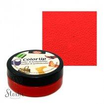 Краска для кожи Color Up VIVA №400 Красный, 50мл.
