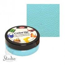 Краска для кожи Color Up VIVA №715 Бирюзовый, 50мл.