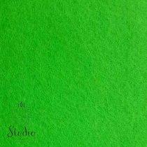 Фетр жесткий 1,2 мм, цвет светло-зеленый