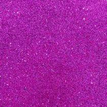 Фоамиран с глиттером, цвет фиолетовый 2 мм. 20х30 см