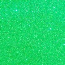 Фоамиран с глиттером, цвет салатовый 2 мм. 20х30 см