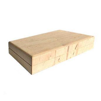 Шкатулка-купюрница прямоугольная , 20х12х5 см