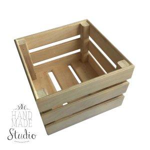 Деревянная заготовка Ящик для композиций