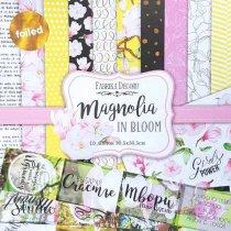 "Набор двусторонней бумаги 30,5х30,5 см ""Magnolia IN BLOOM"" 10шт"