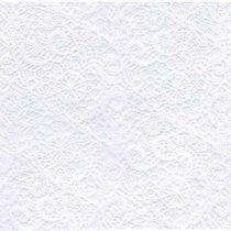 """Веллум полупрозрачный """"Кружево"""", плотность 115г/м2 , 21х29,7 см. (А4), цвет белый"""