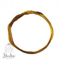 Проволока 0,8 мм, цвет золото (10штх80см)