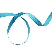 Репсовая лента 06 см, цвет - светло-голубой