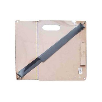 Планшет с магнитным зажимом и ремнем, А3 (МДФ)