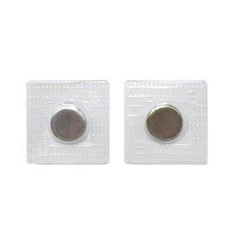 Неодимовый магнит вшивной S+N, 1,3х0,2 мм, 2 шт