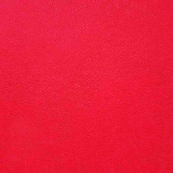 Фетр жесткий 1 мм, цвет красный