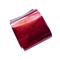 Фольга для полимерной глины, 30х5 см, цвет - красный