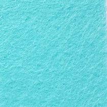 Фетр жесткий 1 мм, цвет мятный