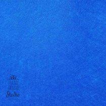 035 Фетр мягкий листовой 1 мм, цвет синий