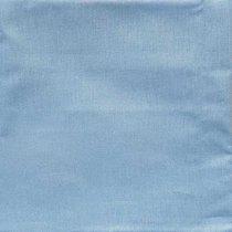 Отрез однотонной польской бязи, цвет голубой, 40х50 см