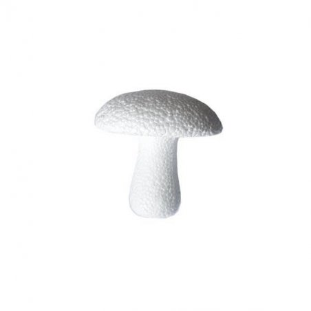 Грибочек пенопластовый 8 см