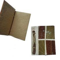 Эко-блокнот Hande Made, 10х8х1,5 см