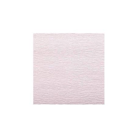 Креп-бумага (гофро-бумага) Италия, плотность - 180г/м², 50смх2,5м, №569 светло-персиковый