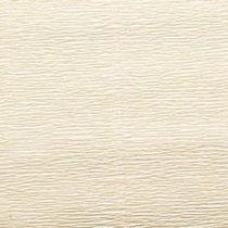 Креп-бумага (гофро-бумага) Италия, плотность - 180г/м², 50смх2,5м, №603 айвори