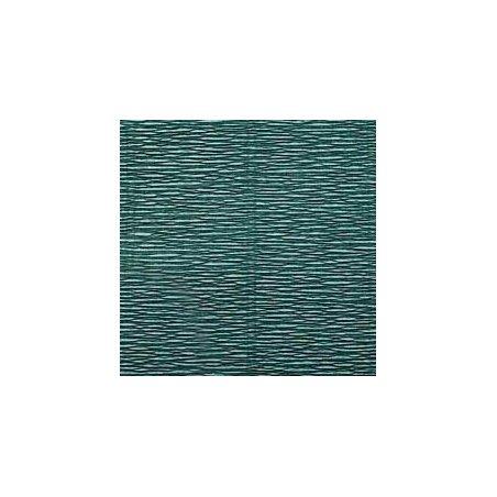 Креп-бумага (гофро-бумага) Италия, плотность - 180г/м², 50смх2,5м, №561 темно-зеленый