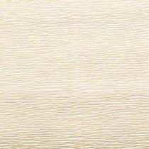 Креп-бумага (гофро-бумага) Италия, плотность - 180г/м², 50смх2,5м, №577 ванильный