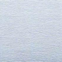 Креп-бумага (гофро-бумага) Италия, плотность - 180г/м², 50смх2,5м, №559 небесно-голубой