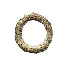 Венок из соломы, 19-20 см
