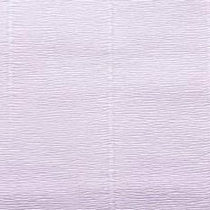 Креп-бумага (гофро-бумага) Италия, плотность - 180г/м², 50смх2,5м, №592 светло-лиловый