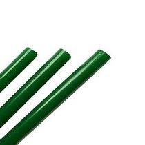 Клей для термоклеевого пистолета 7 мм, цвет зеленый, 18см