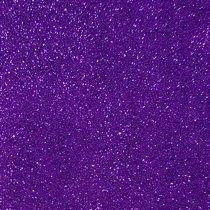 Фоамиран с глиттером, цвет сливовый 2 мм. 20х30 см