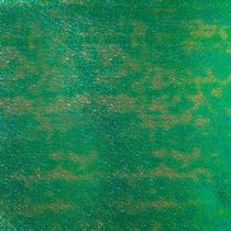 Фоамиран лазерный, цвет зеленый 1,5 мм. 20х30 см