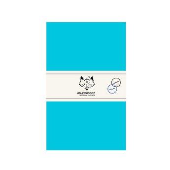 Блокнот для графики и письма Classic А5, 120г/м2, 32л., MAXGOODZ, цвет светло-бирюзовый
